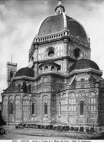 ADA-F-040367-0000 - Dome of the Cathedral of Santa Maria del Fiore, Florence