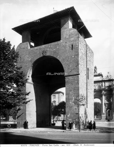 ADA-F-040470-0000 - Porta San Gallo, Firenze