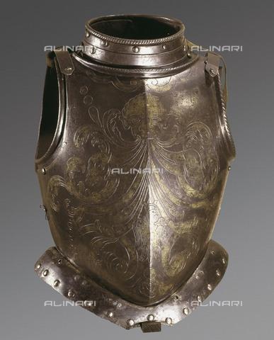 AIS-F-056283-0000 - Armour of the 16th century - Iberfoto/Alinari Archives, Beba