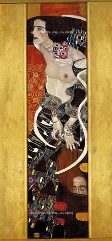AIS-F-110121-0000 - KLIMT, Gustav (1862-1918). Salome. 1909. Vienna Sezession. Oil on canvas. ITALY. Venice. Galleria internazionale di Arte Moderna Ca' Pesaro (Ca' Pesaro International Gallery of Modern Art). - Iberfoto/Alinari Archives, BeBa