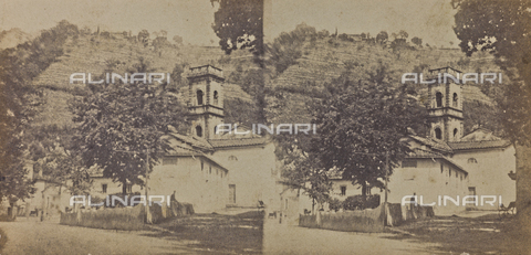 ARC-F-005431-0000 - Church in Bagni di Lucca - Date of photography: 1860 ca. - Fratelli Alinari Museum Collections-Aranguren Collection, Florence