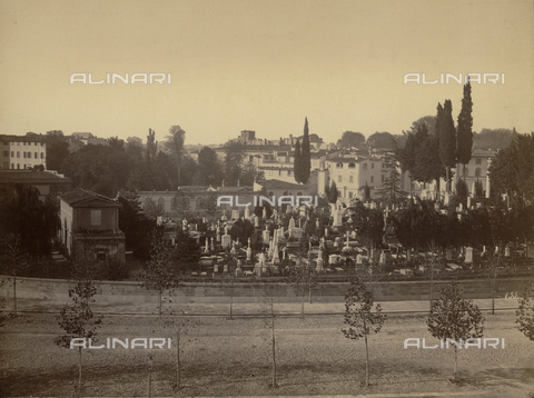 ARC-F-007954-0000 - English cemetery, Piazzale Donatello, Florence