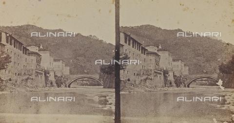 ARC-F-014053-0000 - Veduta di Ponte a Serraglio - Data dello scatto: 1860 ca. - Archivi Alinari, Firenze