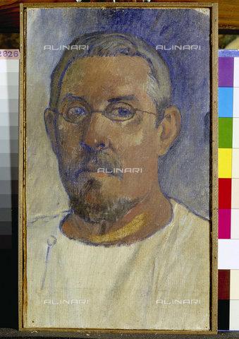 ATK-F-010744-0000 - Autoritratto 1903, Paul Gauguin (1848-1903) - Artothek/Archivi Alinari, © Hans Hinz - ARTOTHEK