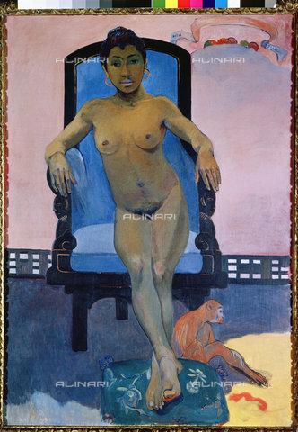 ATK-F-010756-0000 - Aita Tamari Vahine (La Javanaise), Paul Gauguin  (1848-1903) - Artothek/Archivi Alinari, © Hans Hinz - ARTOTHEK