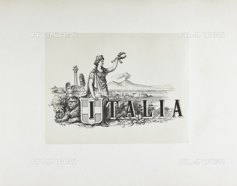 AVQ-A-000039-0002 - Italy, etching - Data dello scatto: 1870 ca. - Archivi Alinari, Firenze
