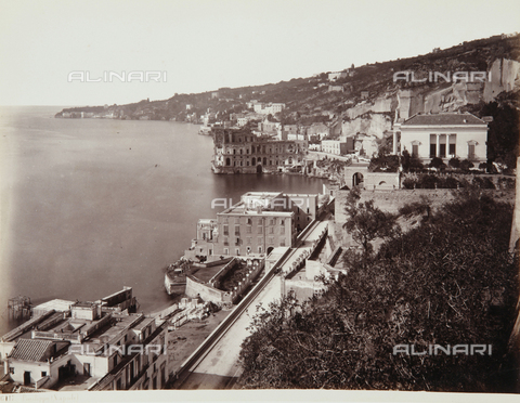 AVQ-A-000039-0080 - Posillipo, Naples - Data dello scatto: 1870 ca. - Archivi Alinari, Firenze