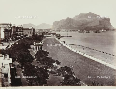 AVQ-A-000039-0117 - View of Palermo - Data dello scatto: 1870 ca. - Archivi Alinari, Firenze