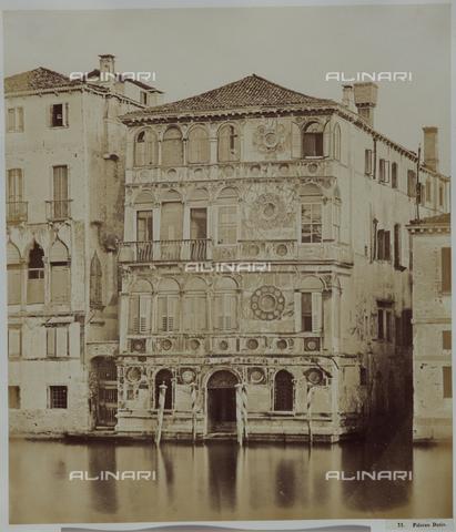 AVQ-A-000081-0034 - Palazzo Dario in Venice - Data dello scatto: 1855 ca. - Archivi Alinari, Firenze