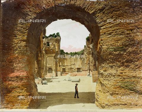 AVQ-A-000111-0026 - Caracalla Thermal Baths, Rome