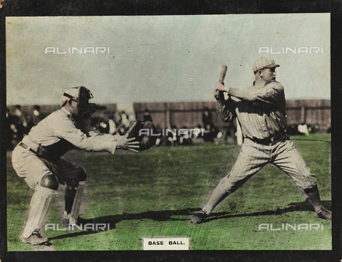 AVQ-A-000146-0100 - Two players during a baseball match
