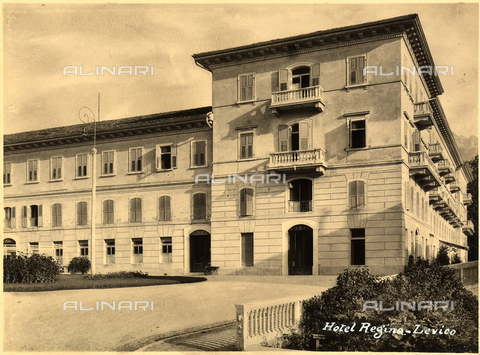 AVQ-A-000218-0018 - The Hotel Regina in Levico Terme. - Data dello scatto: 1929 ca. - Archivi Alinari, Firenze