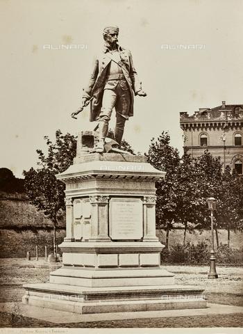 AVQ-A-000258-0009 - Monument to Pietro Micca, Giuseppe Cassano (1825-1905), Turin - Data dello scatto: 1870 ca. - Archivi Alinari, Firenze