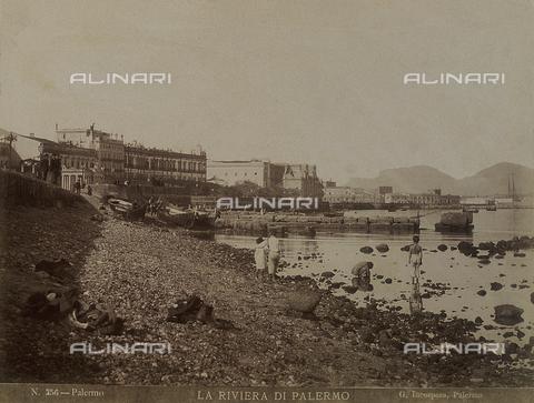 AVQ-A-000570-0006 - La Riviera di Palermo - Data dello scatto: 1890 ca. - Raccolte Museali Fratelli Alinari (RMFA), Firenze