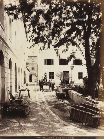 AVQ-A-000570-0049 - La fattoria Zucco, nei dintorni di Palermo - Data dello scatto: 1900 ca. - Raccolte Museali Fratelli Alinari (RMFA), Firenze