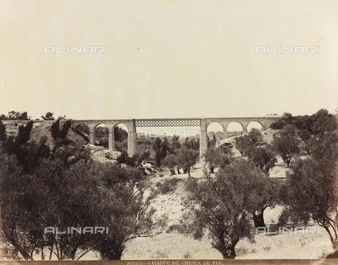 AVQ-A-000570-0054 - Viadotto ferroviario di Zucco, Palermo - Data dello scatto: 1900 ca. - Raccolte Museali Fratelli Alinari (RMFA), Firenze