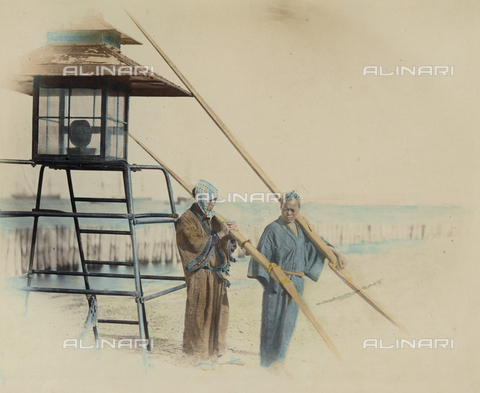 AVQ-A-000994-0018 - Japanese farmers - Data dello scatto: 1863-1877 - Archivi Alinari, Firenze