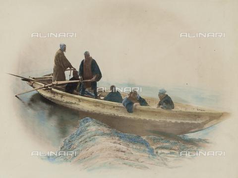 AVQ-A-000994-0023 - Japanese boat - Data dello scatto: 1863-1877 - Archivi Alinari, Firenze