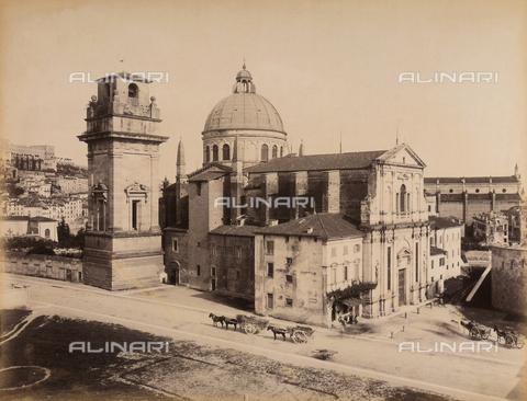 AVQ-A-001033-0036 - La Chiesa di San Giorgio in Braida a Verona - Data dello scatto: 1870-1880 ca. - Archivi Alinari, Firenze