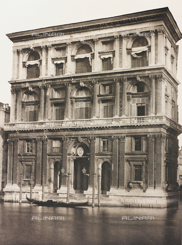 AVQ-A-001272-0053 - Palazzo Grimani di San Luca, sul Canal Grande a Venezia - Data dello scatto: 1890-1895 - Archivi Alinari, Firenze