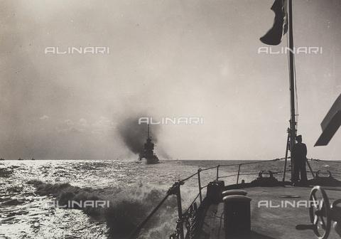 AVQ-A-001375-0040 - Navi da guerra italiane - Data dello scatto: 1936 - Archivi Alinari, Firenze