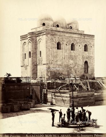 AVQ-A-001860-0026 - The Church of San Cataldo in Palermo - Data dello scatto: 1880 ca - Archivi Alinari, Firenze