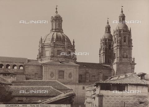 AVQ-A-002692-0066 - Il seminario a Salamanca in Spagna - Data dello scatto: 1875 ca. - Raccolte Museali Fratelli Alinari (RMFA), Firenze