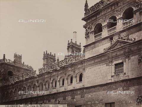 AVQ-A-002692-0091 - Il Palacio de Monterrey a Salamanca - Data dello scatto: 1875 ca. - Raccolte Museali Fratelli Alinari (RMFA), Firenze