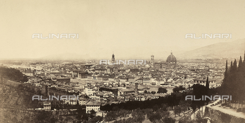 AVQ-A-002966-0002 - View of Florence from San Miniato
