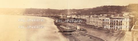 AVQ-A-002966-0010 - View of Naples - Data dello scatto: 1854-1863 - Archivi Alinari, Firenze