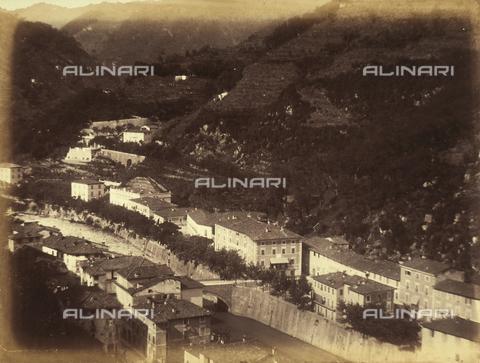 AVQ-A-003862-0086 - Veduta di Bagni di Lucca - Data dello scatto: 1865 ca. - Archivi Alinari, Firenze