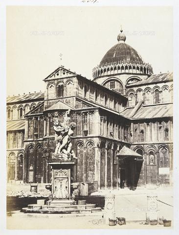 AVQ-A-003862-0095 - Il Duomo di Pisa - Data dello scatto: 1870 ca. - Archivi Alinari, Firenze