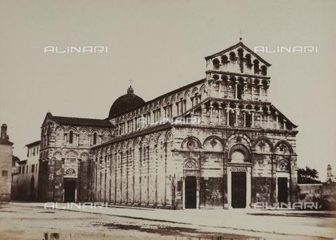 AVQ-A-003862-0113 - La Chiesa di San Paolo a Ripa d'Arno a Pisa - Data dello scatto: 1865 ca. - Archivi Alinari, Firenze