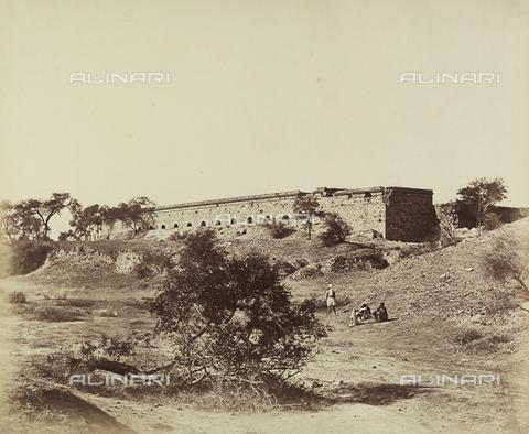 AVQ-A-004119-0041 - Paesaggio con rovine a Delhi, India - Data dello scatto: 1858 - Archivi Alinari, Firenze