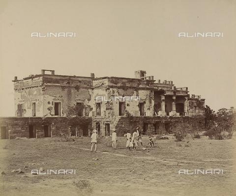 AVQ-A-004119-0049 - Un palazzo di Delhi, India - Data dello scatto: 1858 - Archivi Alinari, Firenze