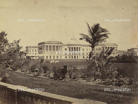 AVQ-A-004121-0002 - La National Library (Biblioteca Nazionale) di Calcutta, in India - Data dello scatto: 1863-1870 ca. - Raccolte Museali Fratelli Alinari (RMFA), Firenze