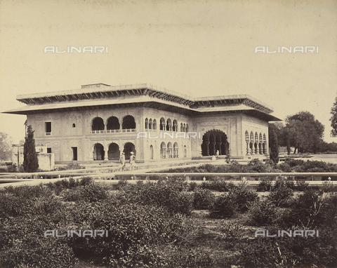 AVQ-A-004121-0028 - Splendido palazzo in India - Data dello scatto: 1863-1870 ca. - Raccolte Museali Fratelli Alinari (RMFA), Firenze