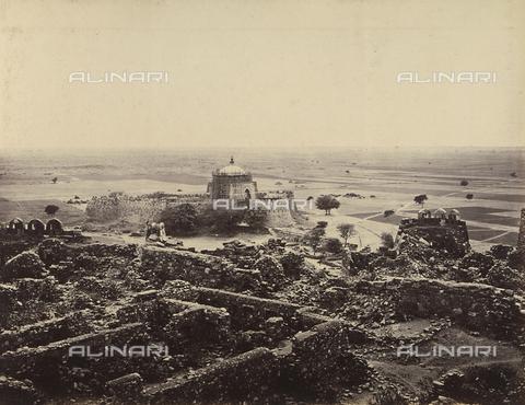 AVQ-A-004121-0047 - Rovine di Delhi, in India - Data dello scatto: 1863-1870 ca. - Raccolte Museali Fratelli Alinari (RMFA), Firenze