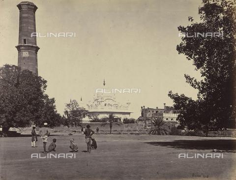 AVQ-A-004121-0051 - Scorcio della città di Lahore, in Pakistan - Data dello scatto: 1863-1870 ca. - Raccolte Museali Fratelli Alinari (RMFA), Firenze