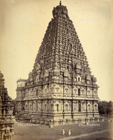 AVQ-A-004121-0054 - Grande pagoda in India - Data dello scatto: 1863-1870 - Raccolte Museali Fratelli Alinari (RMFA), Firenze