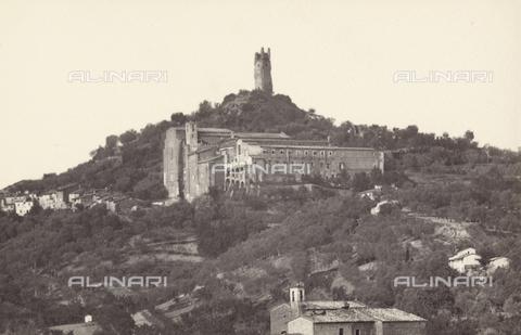 AVQ-A-004143-0053 - San Miniato al Tedesco - Date of photography: 1909 ca. - Alinari Archives-album collection, Florence