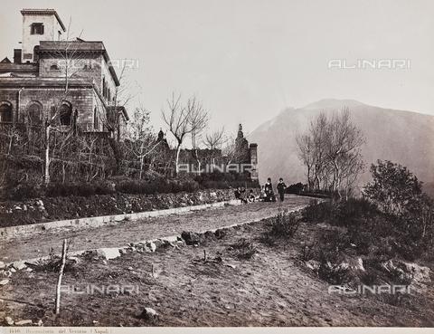 AVQ-A-004278-0039 - Vesuvius Observatory, Naples - Data dello scatto: 1885 ca. - Archivi Alinari, Firenze