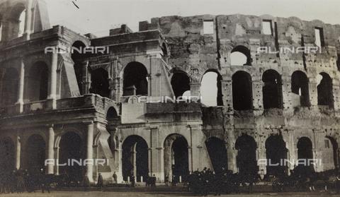 AVQ-A-004514-0038 - Flavian Amphitheatre or Colosseum, Rome