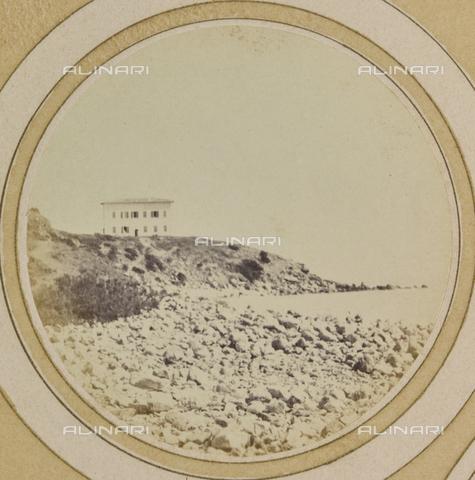 AVQ-A-004912-0029 - Villa Fenzi at Fortullino, Castiglioncello - Date of photography: 1890-1900 - Fratelli Alinari Museum Collections, Florence