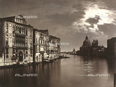 "BCC-F-000615-0000 - ""Venice by moonlight"""