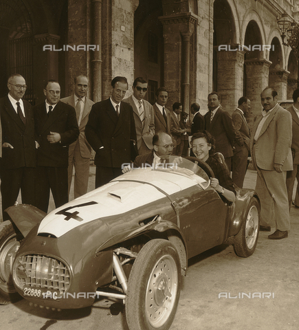 BEA-F-004578-0000 - Cup of Perugia - Umbria Auto IV Ride: couple on a race car