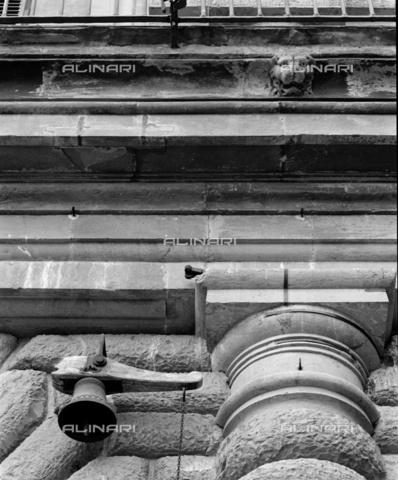 BEN-F-014706-0000 - Courtyard, first floor cornice, Ammannati, Bartolomeo, Pitti Palace, Florence - Raffaello Bencini/Alinari Archives, Florence, Reproduced with the permission of Ministero per i Beni e le Attività Culturali