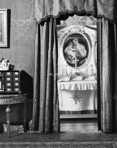 BEN-F-014711-0000 - Inside, 1426 (1878), Lorenzo di Bicci (Poggi, Giuseppe), Palazzo Capponi delle Rovinate, Florence - Raffaello Bencini/Alinari Archives, Florence