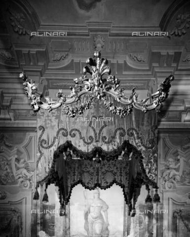 BEN-F-014714-0000 - Inside, detail in 1522, 1873, Mariano Falcini (mod. 1873), Palazzo Serristori, Florence - Raffaello Bencini/Alinari Archives, Florence