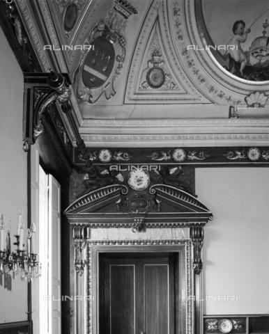 BEN-F-014715-0000 - Inside, detail in 1522, 1873, Mariano Falcini (mod. 1873), Palazzo Serristori, Florence - Raffaello Bencini/Alinari Archives, Florence